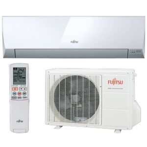 Fujitsu ASY35UI LLCE (A++) - 3000Frig. Inverter