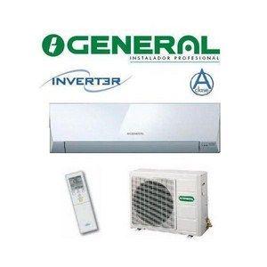 General ASG12UILLCC (A++) - 3000Frig. Inverter