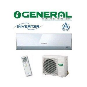 General ASG9UILLCC (A++) - 2200Frig. Inverter