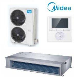 Midea MTI-125(42)N1Q (A+) - 10750Frig. Inverter (CONSULTAR!!)