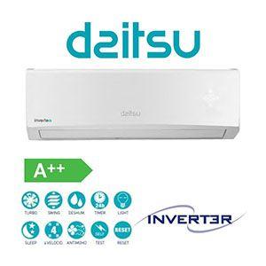 Daitsu ASD9UI-DN/DA (A++) - 2200Frig. Inverter
