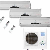 Instalación de multisplit de aire acondicionado en Sevilla